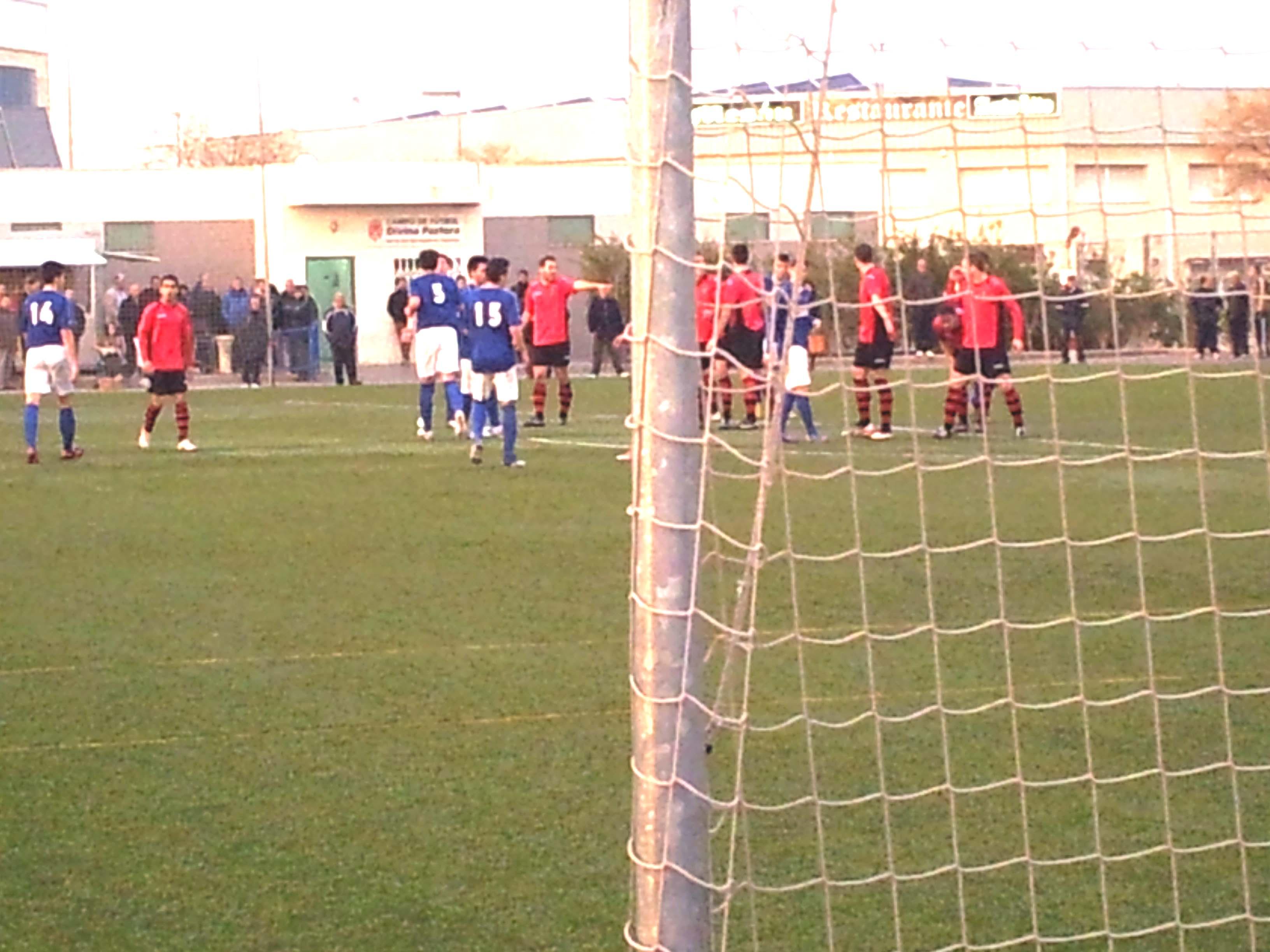 Callosa 4 - Alicante 0 ¡SE ENCIENDEN LAS ALARMAS!