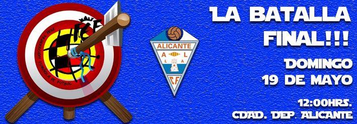 El JUVENIL del Alicante, a un PASO del ASCENSO