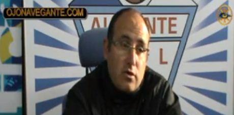 EXCLUSIVA : Entrevista a EFRÉN SOTO Director Deportivo del ALICANTE CF