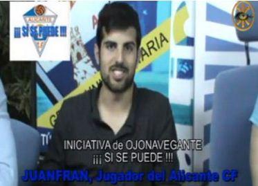 """EXCLUSIVA : Nuevo Fichaje del Alicante CF """"JUANFRAN"""""""