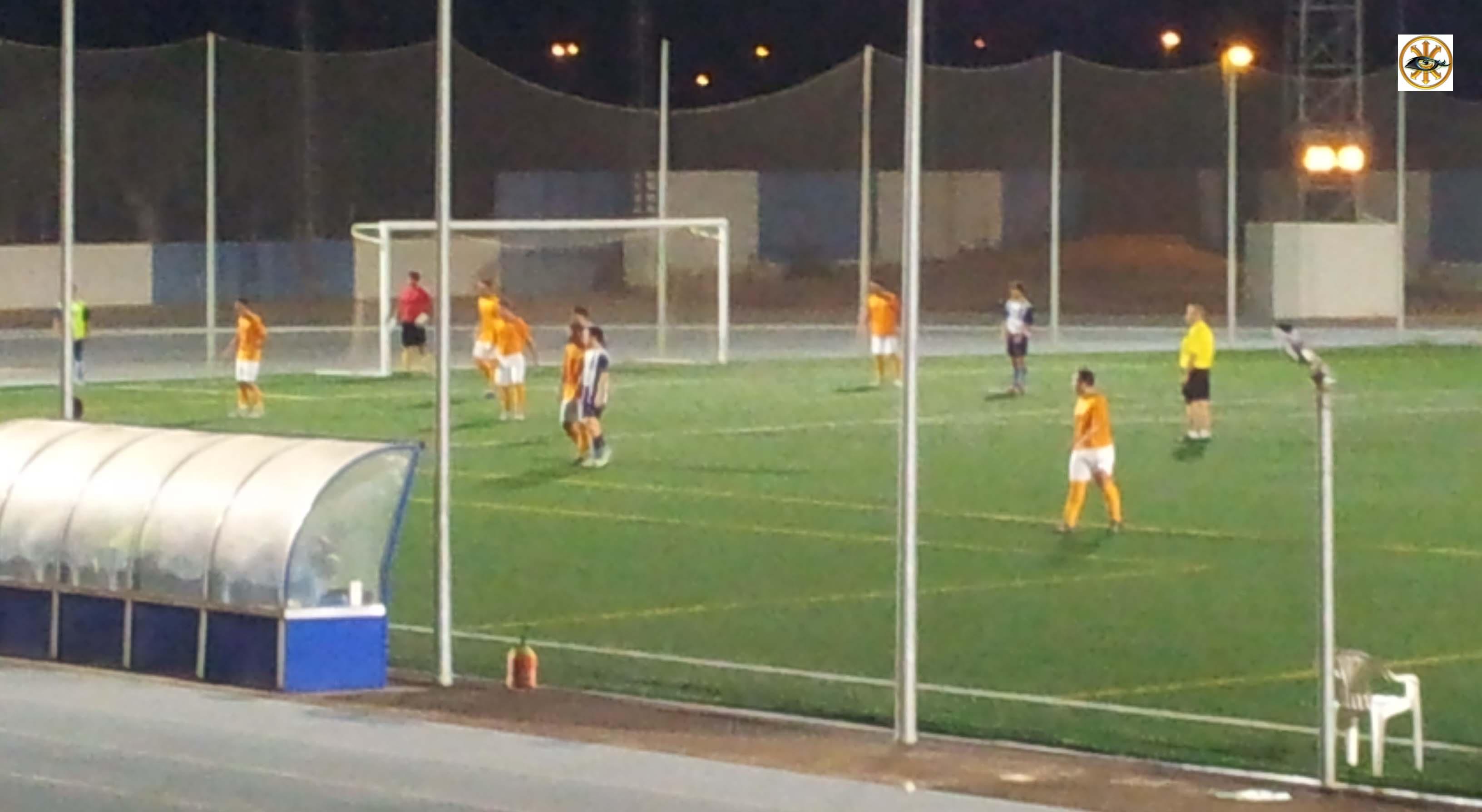 Pretemporada : San Juan 2 - Alicante 2