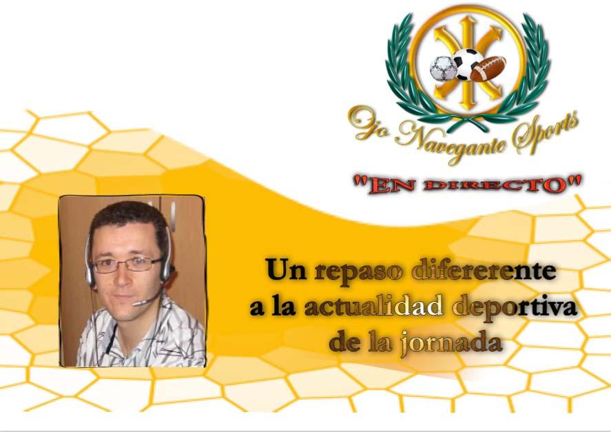 MIÉRCOLES 2 de Octubre SEXTA EDICIÓN de OJONAVEGANTE SPORTS