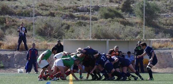 """Victoria del """"Akra Barbara"""" de Rugby ante el """"Elche"""""""