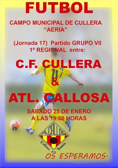 Próximo Encuentro : CULLERA - CALLOSA