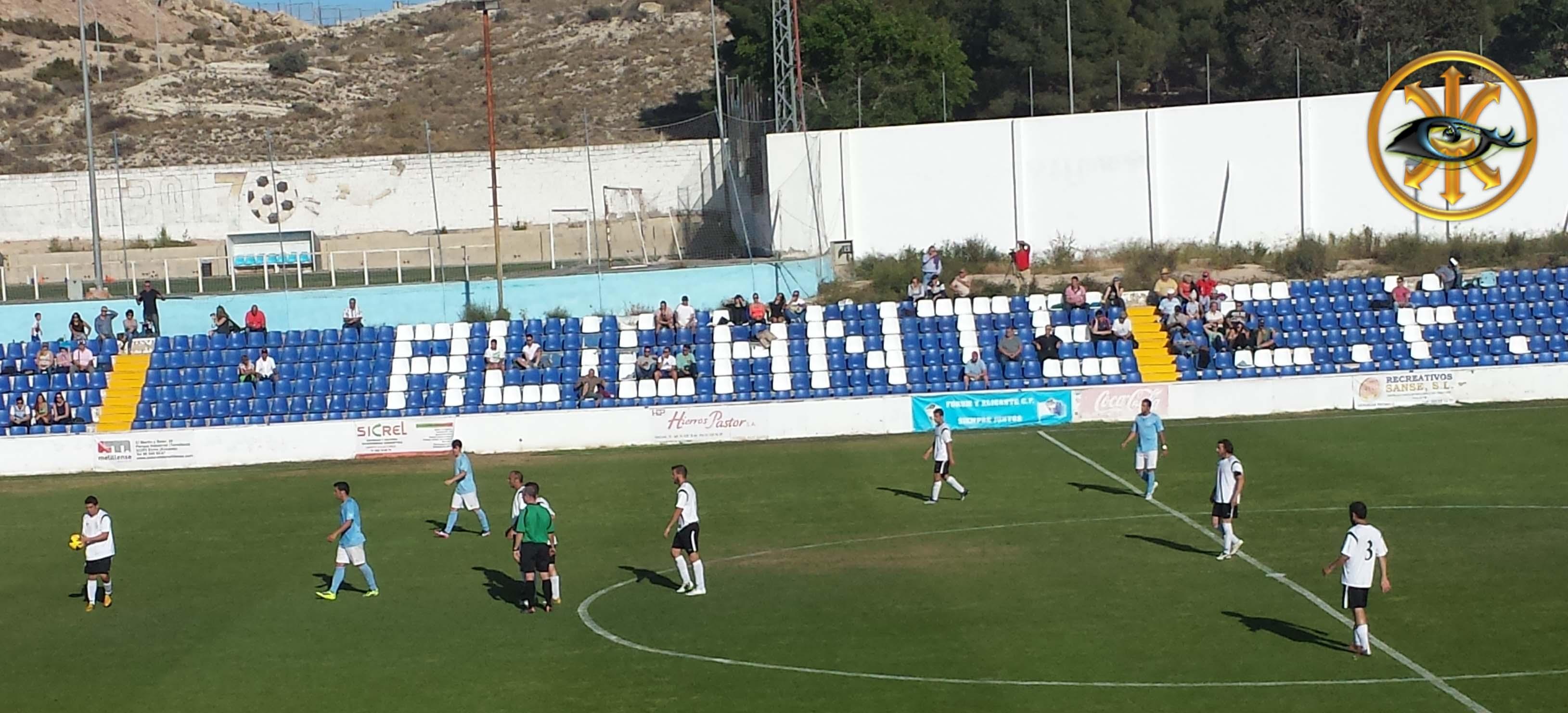 """El ALICANTE CF """"se complica"""" los Playoff !!!!!"""