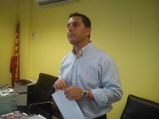 Presentado PROYECTO de Fútbol-8 del INDEPENDIENTE ALICANTE