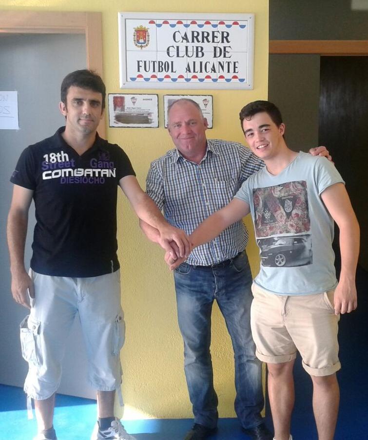 NUEVOS FICHAJES del C.F.Independiente ALICANTE