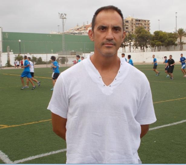 SPORTING CIUDAD DE ALICANTE : Entrevista al Mister del Juvenil-A